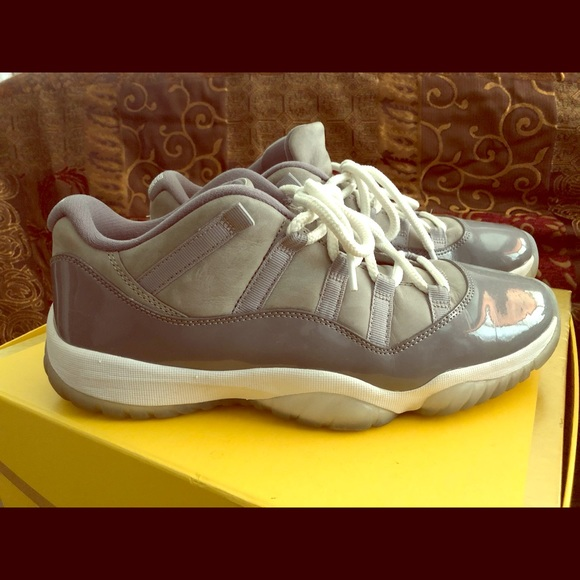 huge selection of 33987 fc513 Jordan retro 11 low cool grey